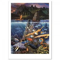 Chant to Nature 1998 Limited Edition Print by Robert Lyn Nelson - 2