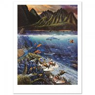 Chant to Nature 1998 Limited Edition Print by Robert Lyn Nelson - 3