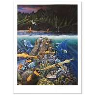 Chant to Nature 1998 Limited Edition Print by Robert Lyn Nelson - 4