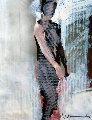 Color Figure Study 1978 25x21 Works on Paper (not prints) - Manuel Neri