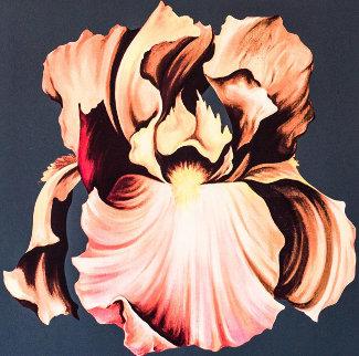 Iris 1978 Limited Edition Print by Lowell Blair Nesbitt