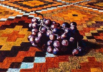 Grapes 1977 Limited Edition Print by Lowell Blair Nesbitt