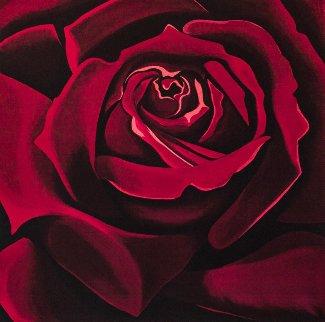 Rose 1978 Limited Edition Print by Lowell Blair Nesbitt