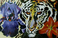 Tiger Lily 1981 Limited Edition Print by Lowell Blair Nesbitt - 0