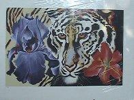 Tigerlilly 1981 Limited Edition Print by Lowell Blair Nesbitt - 1
