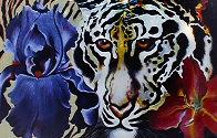 Tigerlilly 1981 Limited Edition Print by Lowell Blair Nesbitt - 0