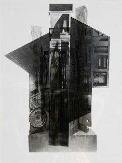 Facades 2 Limited Edition Print - Louise Nevelson