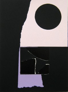 Untitled AP 1973 Limited Edition Print - Louise Nevelson