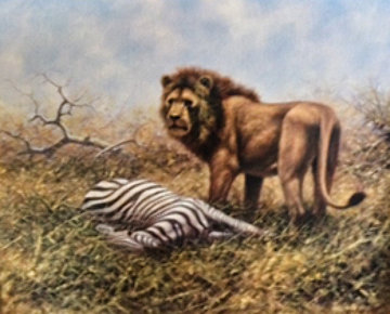 Fresh Kill 1980 25x29 Original Painting - Bo Newell