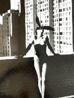 Elsa Peretti in New York 1971 Photography by Helmut Newton - 2