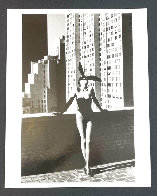 Elsa Peretti in New York 1971 Photography by Helmut Newton - 1