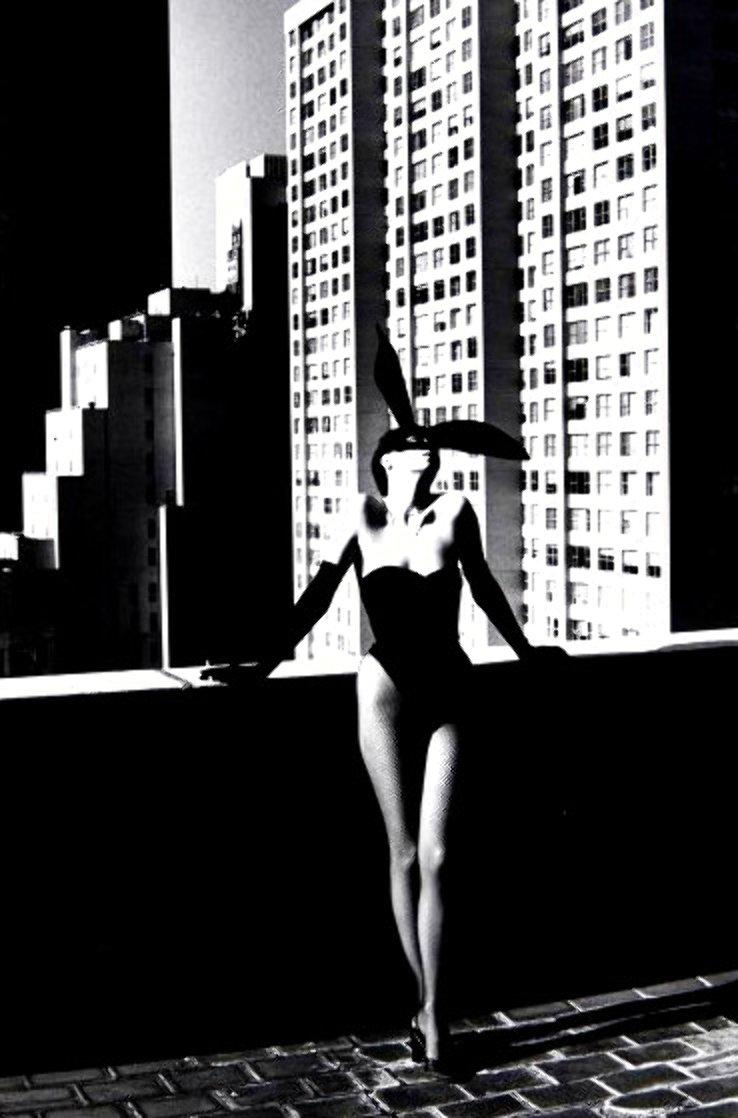 Elsa Peretti in New York 1971 Photography by Helmut Newton