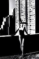 Elsa Peretti in New York 1971 Photography by Helmut Newton - 0