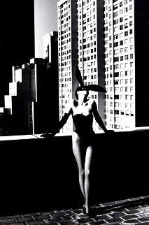 Elsa Peretti in New York 1971 Photography - Helmut Newton