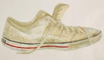 Big Sneaker 1972 Limited Edition Print - Don Nice