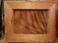 Untitled Painting 21x18 Original Painting by Leonardo Nierman - 4