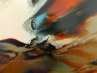 Birth of Light 30x38 Original Painting by Leonardo Nierman - 2