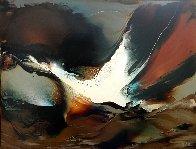 Birth of Light 30x38 Original Painting by Leonardo Nierman - 0