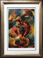 Sound of Color: Mozart Limited Edition Print by Leonardo Nierman - 1