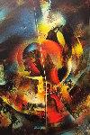Sound of Color: Debussy  Limited Edition Print - Leonardo Nierman