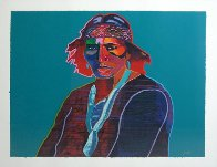 Navajo AP 1995 Limited Edition Print by John Nieto - 1