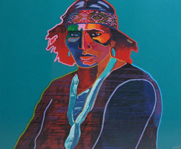 Navajo AP 1995 Limited Edition Print by John Nieto