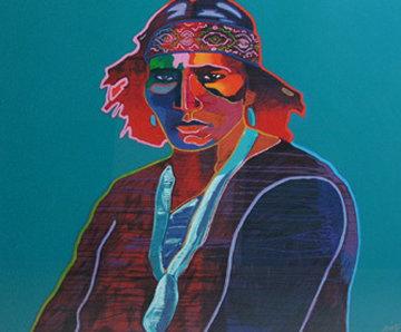 Navajo AP 1995 Limited Edition Print - John Nieto