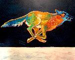 Wolf 2002 Limited Edition Print - John Nieto
