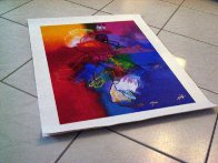 Fancy Dancer I and II, Set of 2 Giclees 2008 Limited Edition Print by John Nieto - 7