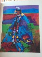 Les Livres Des Peintres Book 1996 with 6 prints Limited Edition Print by John Nieto - 4