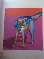 Les Livres Des Peintres Book 1996 with 6 prints Limited Edition Print by John Nieto - 6