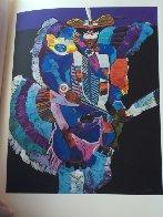 Les Livres Des Peintres Book 1996 with 6 prints Limited Edition Print by John Nieto - 7