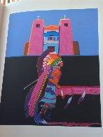 Les Livres Des Peintres Book 1996 with 6 prints Limited Edition Print by John Nieto - 15