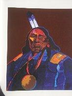 Les Livres Des Peintres Book 1996 with 6 prints Limited Edition Print by John Nieto - 24