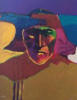 Les Livres Des Peintres Book 1996 with 6 prints Limited Edition Print by John Nieto - 0