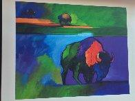 Les Livres Des Peintres Book 1996 with 6 prints Limited Edition Print by John Nieto - 34