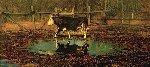 Village 2014 106x185 Mural Original Painting - Robert Nizamov