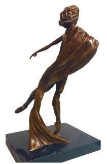 Dancer II Bronze Sculpture Ap 2016 33 in Sculpture -  Noel