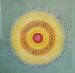 Mysteries Ealte Works on Paper (not prints) - Kenneth Noland