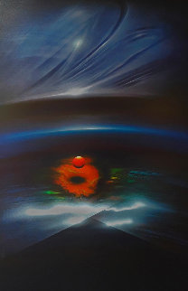 Midnight Lightning 1987 Limited Edition Print by Andreas Nottebohm
