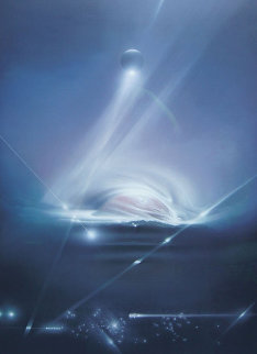 Beauty of Space AP 1985 Limited Edition Print by Andreas Nottebohm