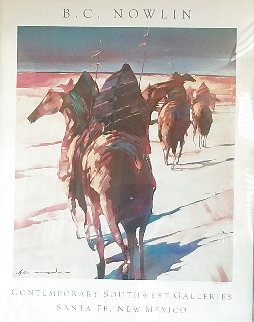 Dreams Will Give Poster HS  Limited Edition Print - B.C. Nowlin