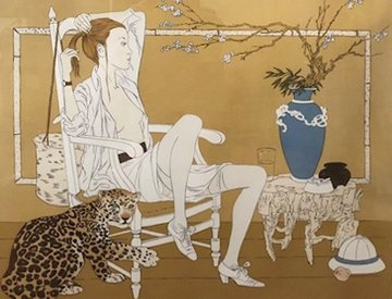 Maud 1983 Limited Edition Print by Philippe Noyer