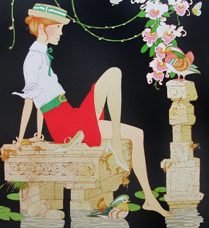 La Robe Rogue Limited Edition Print - Philippe Noyer