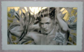Descending Limited Edition Print by Manuel Nunez