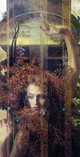 Arise  My Love 1995 Limited Edition Print - Manuel Nunez