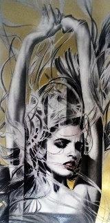Luna De Fuego Limited Edition Print - Manuel Nunez