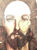 Philosophers Limited Edition Print by Octavio Ocampo - 2