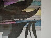 Rincon Falls Black Leaf 2008 Limited Edition Print by Chris Ofili - 3