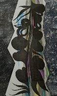 Rincon Falls Black Leaf 2008 Limited Edition Print by Chris Ofili - 6